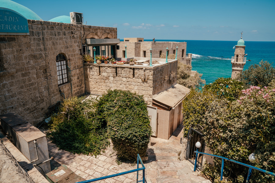 The Jaffa Old City