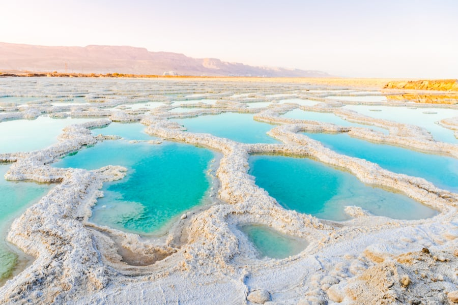 Kaila Beach - The Dead Sea