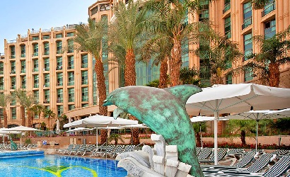 Queen of Sheba (Hilton) Hotel Eilat